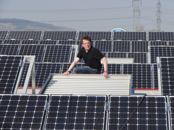 Smart Strom mit Photovoltaik
