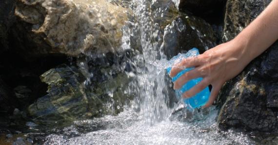 -Frisches klares Wasser, Hauswasserfilter